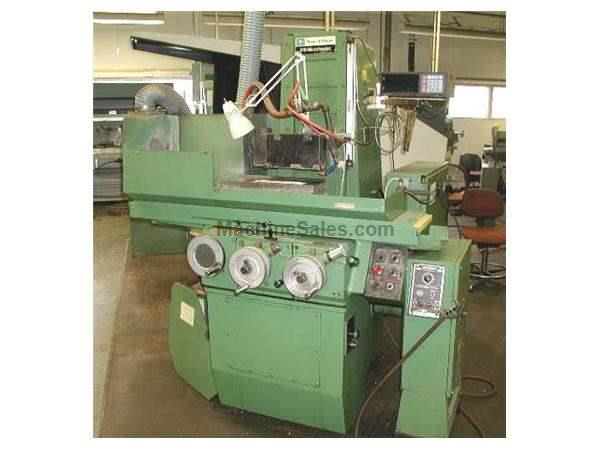 "6"" Width 18"" Length Brown & Sharpe MICROMASTER II SURFACE GRINDER"