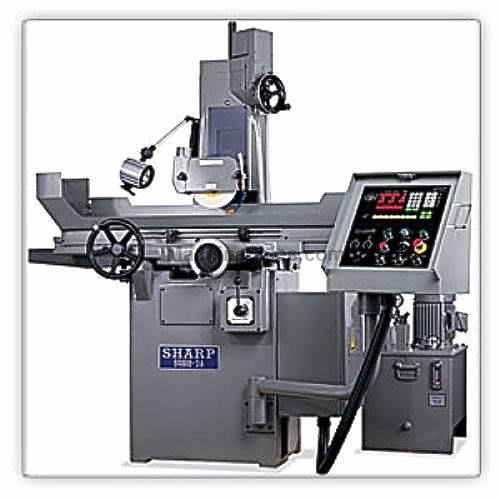 "6"" Width 18"" Length Sharp SG-618 3A SURFACE GRINDER, 3 Axis Automatic w/IDF"