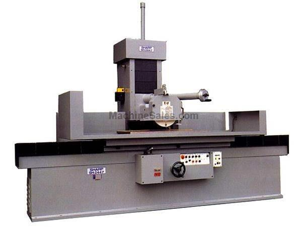 "24"" Width 87"" Length Sharp SH-2487 SURFACE GRINDER, 10 HP, 2 or 3 Axis"