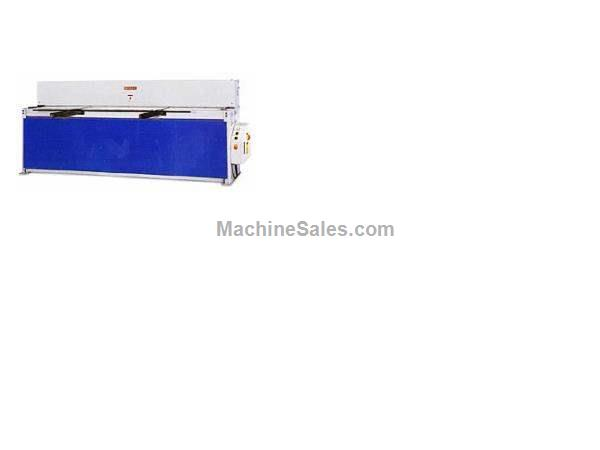 "0.1345"" Cap. 100"" Width Birmingham H-10010 Deluxe Series NEW SHEAR, 10 Ga x 100"" Hydraulic; Made in Taiwan"
