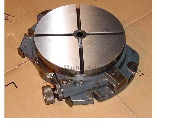 "10"" Width Moore ROTARY TABLE, HORIZONTAL"