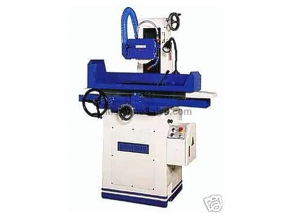 "8"" Width 18"" Length Birmingham WSG-818 Hand Feed SURFACE GRINDER, Magnetic Chuck Included"
