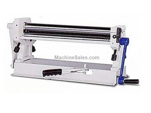 "36"" WIDTH 0.0299"" THICKNESS Birmingham X-3622-C Manual Slip Roll NEW BENDING ROLL, 36"" x 22 Ga"