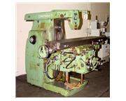 "65.25"" Table 10HP Spindle Cincinnati 310-14 HORIZONTAL MILL, 14"" x 65"" Tabl"