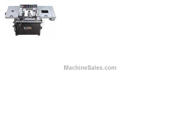 "10"" Width 10"" Height Victor AUTO-10HS Horz Band Saw HORIZONTAL BAND SAW, AUTO ROLLER FEEDING HORIZONTAL BANDSAW"