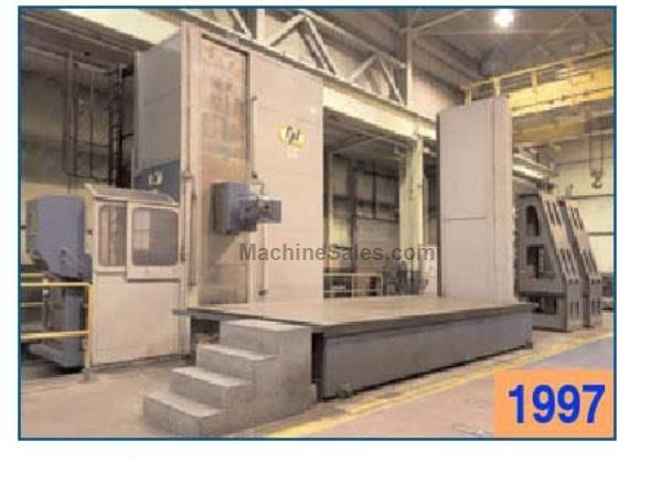 FPT HORIZONTAL BORING MILL