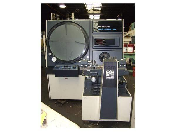 "30"" Screen OGP OQ30S OPTICAL COMPARATOR"