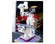 """49"""" Table 3HP Spindle GMC GMM-949V Variable Speed Head VERTICAL MILL, Made In Taiwan"""