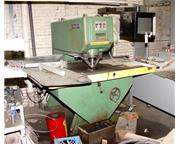 "30 Ton 30"" Throat Strippit SUPER 30/30 SINGLE STA. PUNCH PRESS, W/RETROFITTED CONTROL"