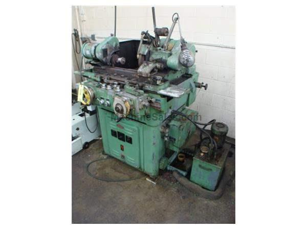 "5"" Swing 12"" Centers Myford MG12-HP OD GRINDER, HYD. TABLE, AUTO INFEED, PLUNGE, RAPID, SPKT"