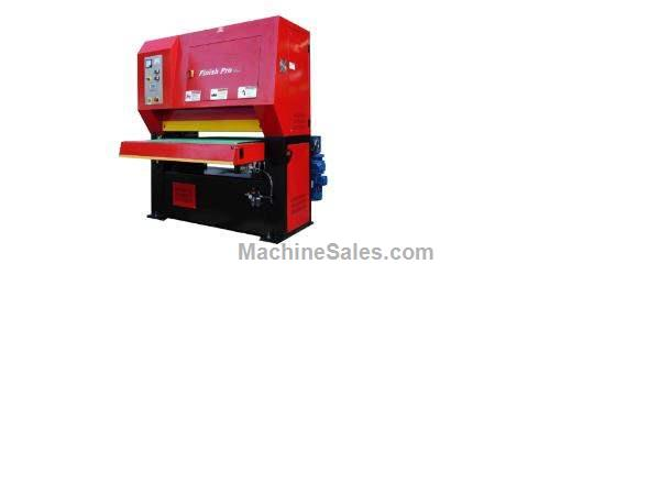 "40"" Width Finish Pro FP-4075 SANDER, Dry Line Graining/Deburring/Finishing machine"