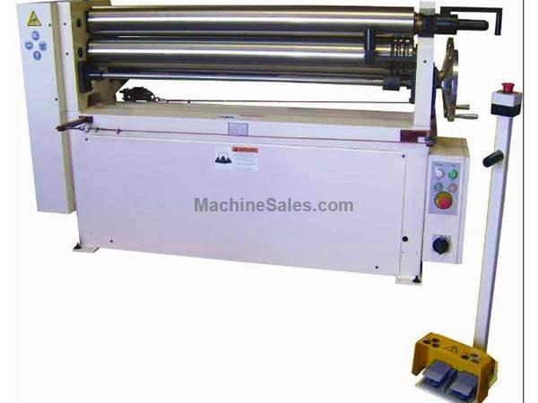 "72"" WIDTH 0.1345"" THICKNESS GMC PBR-0610 *Taiwan Made* NEW BENDING ROLL, 	6' x 10ga Heavy Duty Bending Roll; 5 hp"