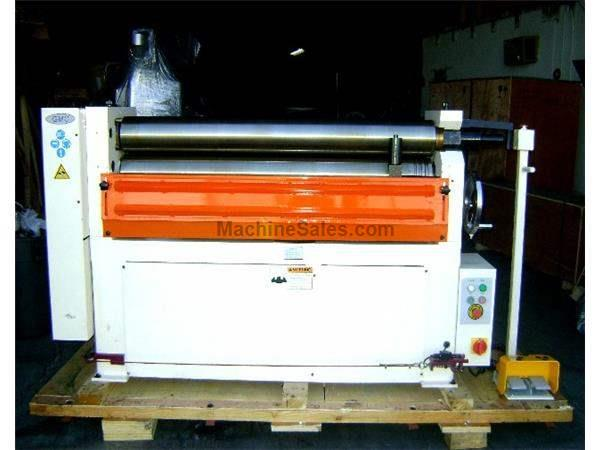 "48"" WIDTH 0.25"" THICKNESS GMC PBR-0425 *Taiwan Made* NEW BENDING ROLL, 4' x 1/4"" Heavy Duty Bending Roll; 5 hp"