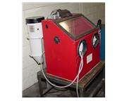 Central Pneumatic 42202 BLAST CLEANER, w/ dust collector - BENCH BLAST CABINET