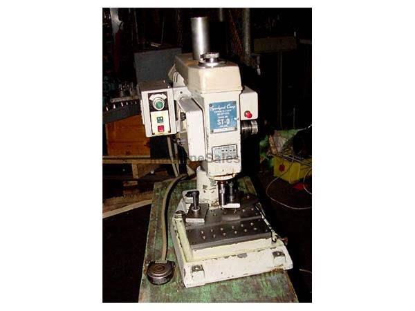 "0.3"" Dia. Cap Speedy-Cut ST0-V2 TAPPING MACHINE"