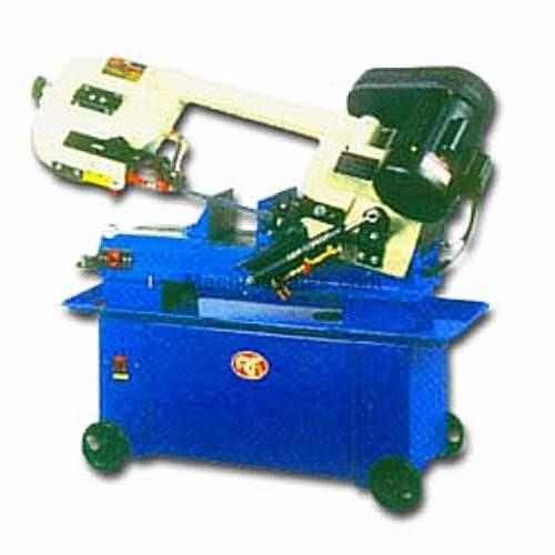 "10"" Width 18"" Height Birmingham RF-1018SV HORIZONTAL BAND SAW, Variable Spd, Hyd. Feed/Coolant, Made In Taiwan"