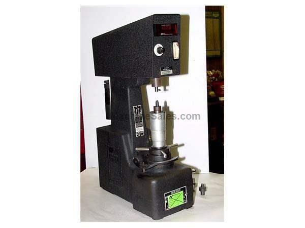 Wilson-Rockwell 3DR b RB P DIGITAL HARDNESS TESTER, DIGITAL HARDNESS TESTER, ROCKWELL B & C SCALES