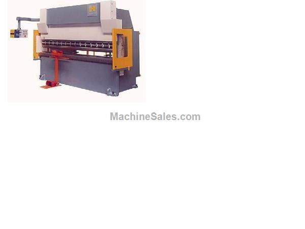"75 Ton 120"" Bed Haco Synchromaster SRM 75-10-8 NEW PRESS BRAKE, Standard ATS 560 CNC Control"