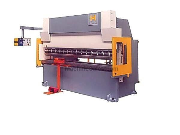 "120 Ton 168"" Bed Haco Synchromaster SRM 120-14-12 NEW PRESS BRAKE, Standard ATS 560 CNC Control"