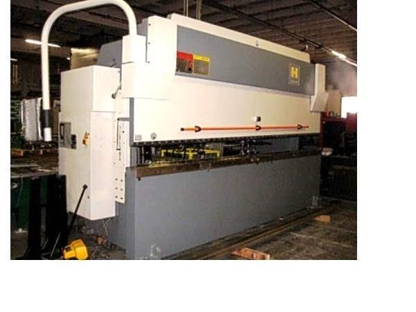 "275 Ton 120"" Bed Haco Synchromaster SRM 275-10-8 NEW PRESS BRAKE, Standard ATS 560 CNC Control"