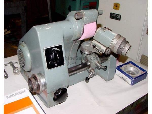 Kuhlmann SU2 TOOL & CUTTER GRINDER, MADE IN GERMANY, ACCESSORIES, BEAUTY