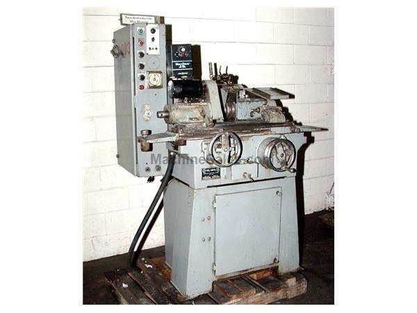 "5"" Swing 12"" Centers Covel 512H OD GRINDER, HYD. TABLE, WKHD. ACCEPTS 5C COLLETS"