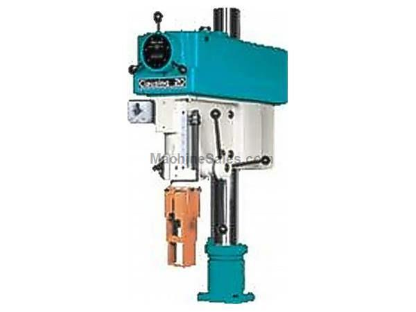 "20"" Swing 1.5HP Spindle Clausing 2286-300 DRILL PRESS, MADE IN USA"