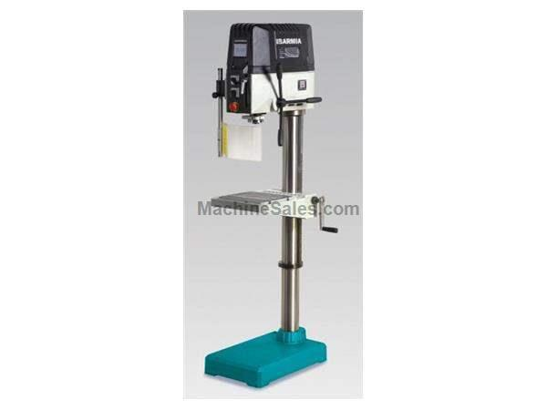 "19.7"" Swing 1.1HP Spindle Clausing KL25EV DRILL PRESS"