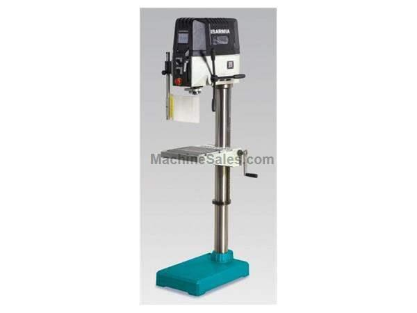"19.7"" Swing 1.5HP Spindle Clausing KL25EVRS DRILL PRESS"