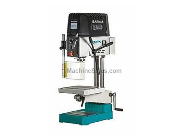 "19.7"" Swing 1.1HP Spindle Clausing KM25 DRILL PRESS"