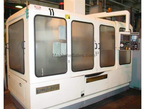"44"" X Axis 22"" Y Axis Kitamura Mycenter 5 (50 Taper) VERTICAL MACHINING CENTER, Fanuc OMC Control"