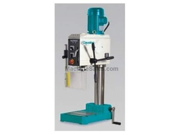 "19.7"" Swing 1.5HP Spindle Clausing TS25RS DRILL PRESS"