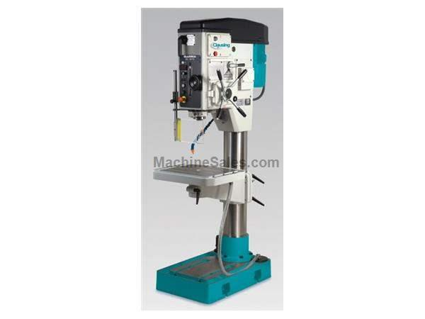"30.3"" Swing 4HP Spindle Clausing BC40V DRILL PRESS"