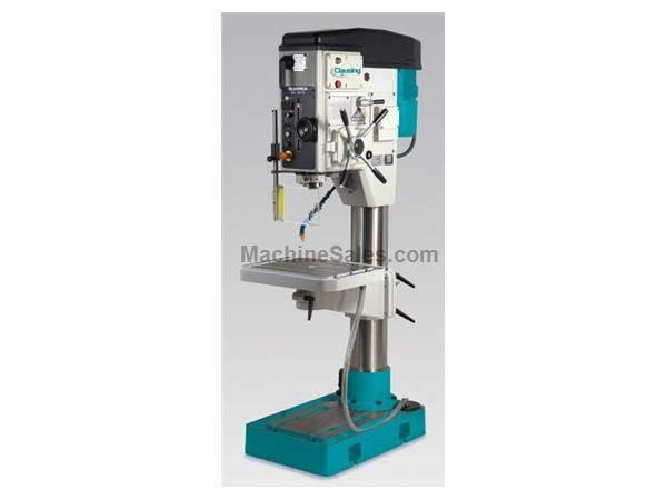 "30.3"" Swing 4HP Spindle Clausing BC40VE DRILL PRESS"
