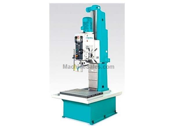 "37.4"" Swing 5.5HP Spindle Clausing BP50RS DRILL PRESS"