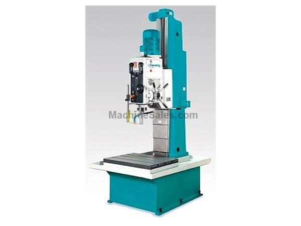 "37.4"" Swing 5.5HP Spindle Clausing BP50LRS DRILL PRESS"