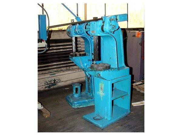 12 Ton Dake 3 ARBOR PRESS