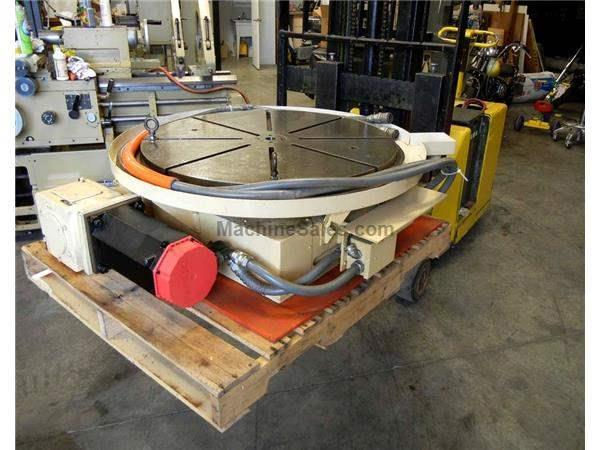 "36"" Width Producto J699 ROTARY TABLE, Fanuc AC Servos,"