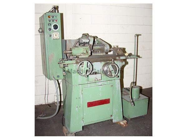 "5"" Swing 12"" Centers Clausing 4252 OD GRINDER, HYD. TABLE, 10"" WHEEL, 5C COLLET"