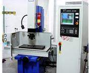"""11.8"""" X AXIS 9.8"""" Y AXIS Supertec ZNC-310 NEW RAM EDM, 30 Amps -"""