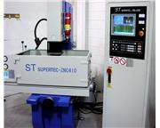 """15.7"""" X AXIS 11.8"""" Y AXIS Supertec ZNC-410 NEW RAM EDM, 50 Amps"""