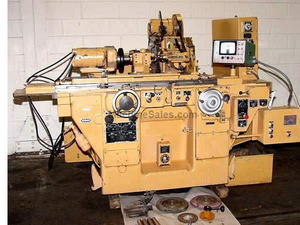 "10"" Swing 24"" Centers Brown & Sharpe 1024U OD GRINDER, SWING DOWN ID., HYD. TABLE, PICK & PLUNGE, RAPID,"