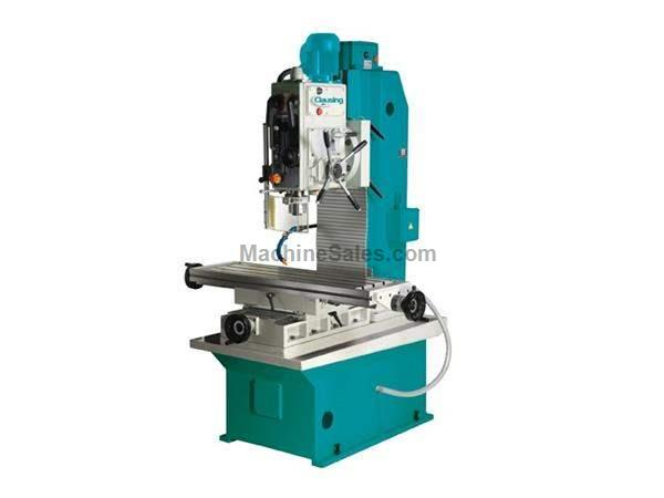2HP Spindle Clausing BF35RS DRILL PRESS