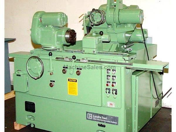 "10"" Swing 20"" Centers Landis 1R OD GRINDER, Hyd. Table,  I.D. Attach."