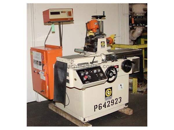 Giddings & Lewis Winslowmatic FR-200 FORM RELIEVING GRINDER TOOL & CUTTER GRINDER, Pathfinder DRO, Dual Hd, Coolant, Comparator