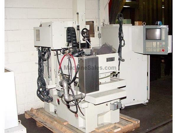 Used Mitsubishi DWC-90SB Parts Machine WIRE-TYPE EDM, Chiller ...
