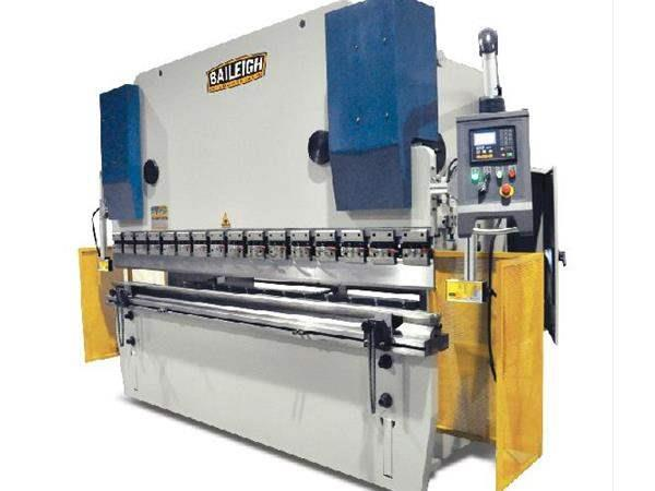 "70 Ton 98"" Bed Baileigh BP-7098CNC NEW PRESS BRAKE, 2-axis CNC control"