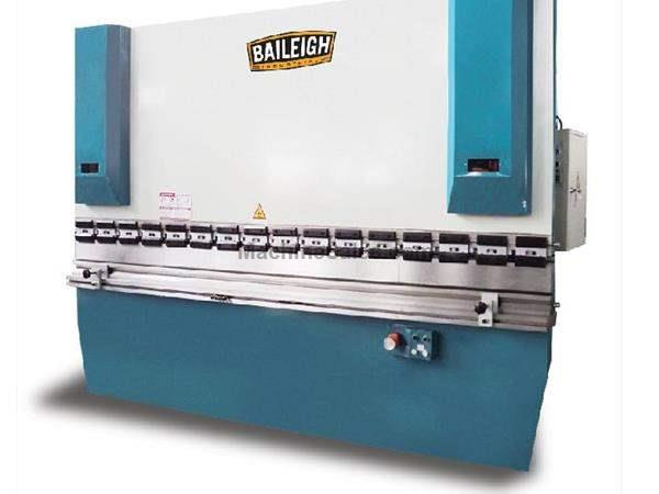 "112 Ton 125"" Bed Baileigh BP-11210CNC NEW PRESS BRAKE, 10' length"