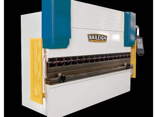 "140 Ton 125"" Bed Baileigh BP-14010CNC NEW PRESS BRAKE, 10' length"