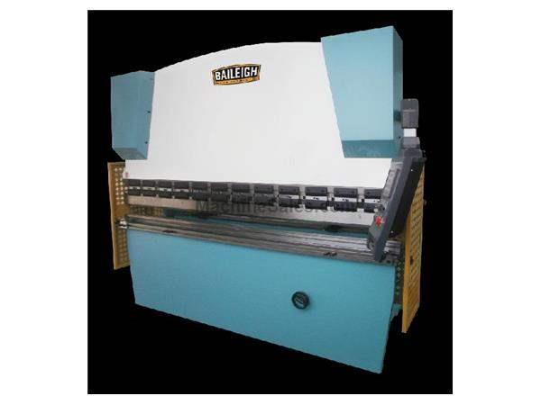"179 Ton 125"" Bed Baileigh BP-17910CNC NEW PRESS BRAKE, 10' length"